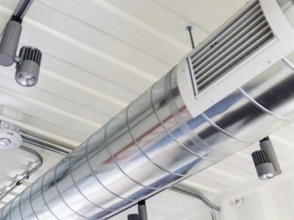 """""""Основи"""" на вентилационните системи"""